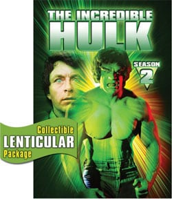The Incredible Hulk: The Complete Second Season (DVD) 2919357