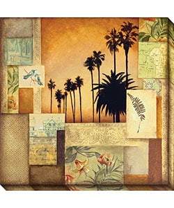 Gallery Direct St. John 'Tropical State II' Canvas Art 2920369