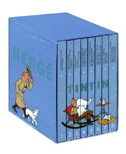 The Adventures of Tintin (Hardcover) 2929298