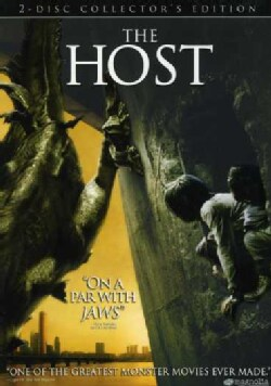 The Host Special Edition (DVD) 2946842