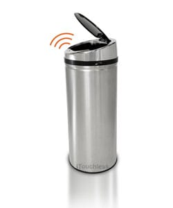 iTouchless NX 8-gallon Automatic Stainless Steel Trash Can 2947272