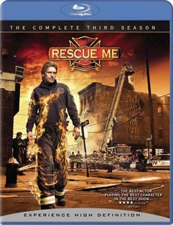 Rescue Me: The Complete Third Season (Blu-ray Disc) 2990019