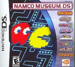 Nintendo DS - Namco Museum - By Namco Bandai 3010018