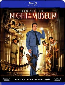 Night at the Museum (Blu-ray Disc) 3012962
