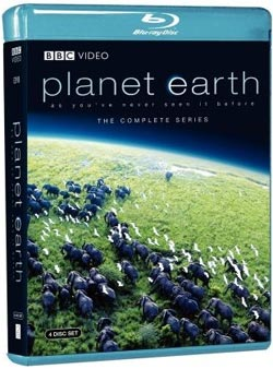 Planet Earth: The Complete Collection (Blu-ray Disc) 3012966