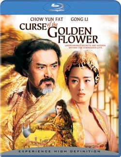 Curse of the Golden Flower (Blu-ray Disc) 3012976