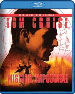 Mission: Impossible (Blu-ray Disc) 3012987