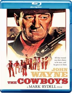 The Cowboys (Blu-ray Disc) 3012995