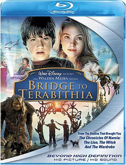 Bridge To Terabithia (Blu-ray Disc) 3012999