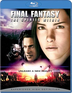 Final Fantasy: The Spirits Within (Blu-ray Disc) 3013007