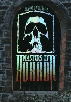 Masters Of Horror: Season One Box Set Vol. Two (DVD) 3014752