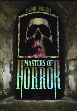 Masters Of Horror: Season One Box Set Vol. One (DVD) 3014871