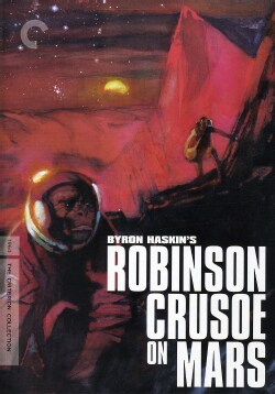 Robinson Crusoe On Mars (DVD) 3033006