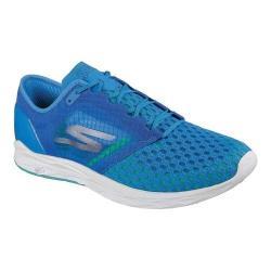 Men's Skechers GO Meb Speed 5 Running Shoe Blue 36316675