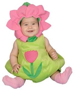 Dazzling Baby Flower Costume