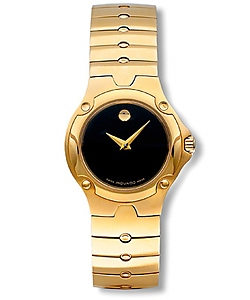 Movado Women's Sports Edition Stainless Steel Watch