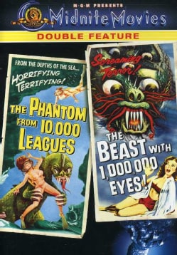 The Phantom From 10,000 Leagues/The Beast Within A Million Eyes (DVD) 3086786