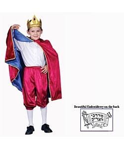 Deluxe Purim Mordechai Character Costume
