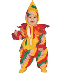 Baby Circus Clown Costume Set