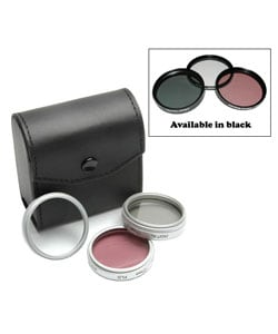 Crystal Optics 58mm 3 Piece Glass Filter Kit