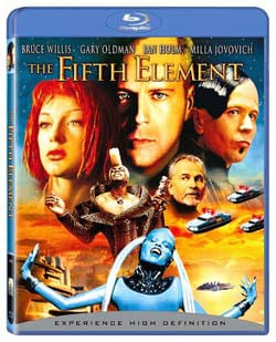 The Fifth Element (Blu-ray Disc) 3112162