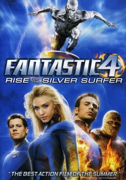 Fantastic Four 2: Rise Of The Silver Surfer (DVD) 3115114