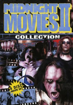 Midnight Movie Collection II: Body Fever/Las Vegas Serial Killer/Hollywood Strangler Meets Skid Row Slasher & Blood Shack (DVD) 3117117