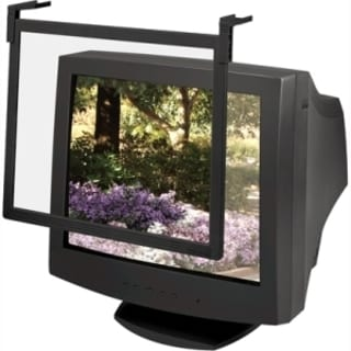 "Fellowes Standard Filter Trad Tint - 19/21"" Black Frame Black"