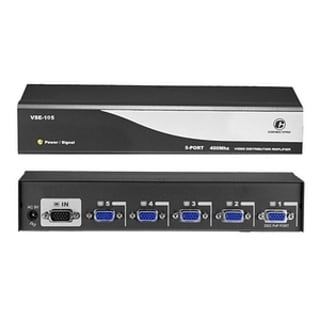 Connectpro VSE-105, 5-port 400MHz Video Splitter