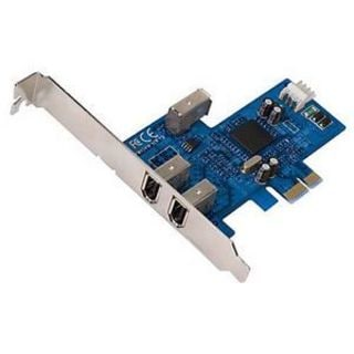 Belkin FireWire 3-Port PCI Express Card