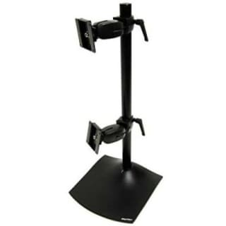Ergotron DS100 Series Freestanding Dual Monitor Stand