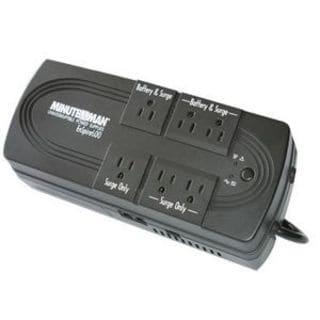 Minuteman EnSpire Series EN600 600VA Desktop/Wall Mountable UPS