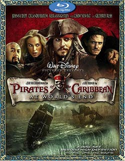 Pirates of the Caribbean: At World's End (Blu-ray Disc) 3146772