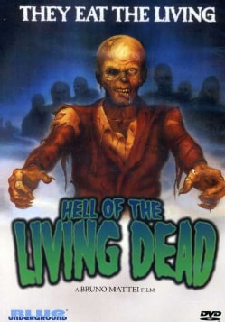 Hell of The Living Dead (DVD) 3157642