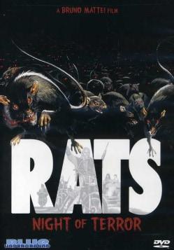 Rats: Night of Terror (DVD) 3157645