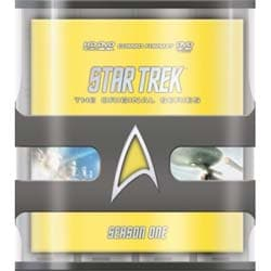 Star Trek: The Original Series: Season One Remastered (DVD) 3170919