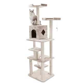 78-inch Casita Cat Furniture Tree Condo