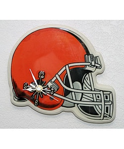 Cleveland Browns Helmet Clock