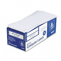 Avery Self-Adhesive Address Labels for Copiers - 8250/Box