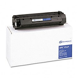 Laser Toner Cartridge - Black (Remanufactured)