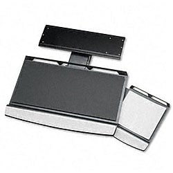 Fellowes Office Suites Adjustable Keyboard Platform and Mouse Tray