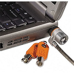 Kensington Notebook Computer MicroSaver Security Cable w/Key Lock