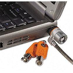 Kensington Notebook Computer MicroSaver Security Cable w/Key Lock