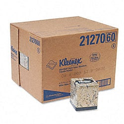 Kleenex Boutique White Tissue Pop-up Box - 95 Tissues/ Box (36 Boxes/ Carton)