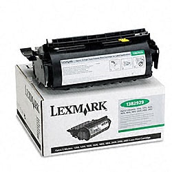 Lexmark High-Yield Laser Printer Toner Cartridge for Lexmark Optra S - Black
