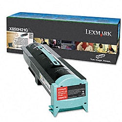 Lexmark Toner Cartridge for X850/X852 Laser Copier/Printer