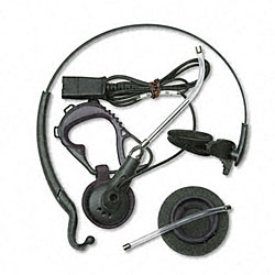 Plantronics DuoSet Clear Voice Tube Convertible Headset