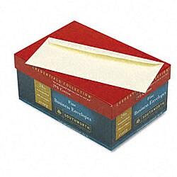 Credentials Collection 25% Cotton Fine Business #10 Envelopes - 250/Box