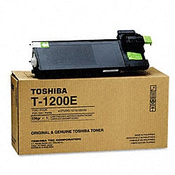 Copier Toner Cartridge for Toshiba Model E-Studio 120 - Black