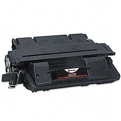 Black Toner Cartridge for HP LaserJet 4000-4050 (Remanufactured)